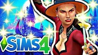 The Sims 4 KRAINA MAGII ✨ NOWOŚĆ GramPaula