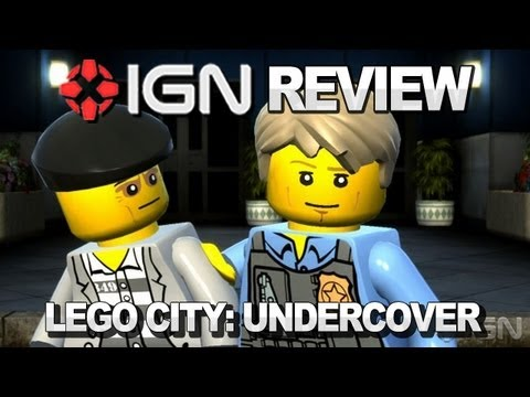 IGN Reviews - LEGO City: Undercover Video Review
