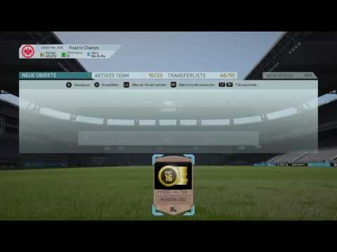Fifa16 Pack Opening