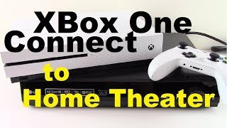 How to Connect XBox One to Hom…