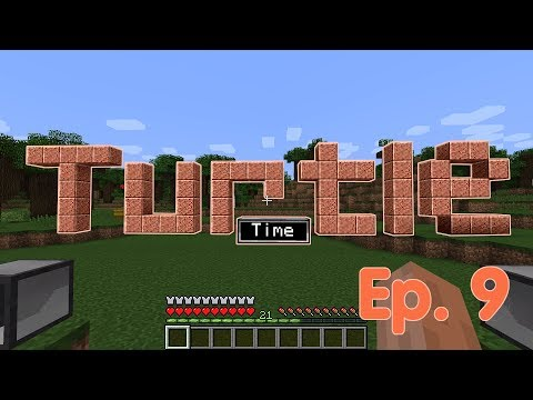Turtle Time 09: Mining (part 1)