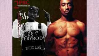 Tupac, Birth Trauma and the THUGLIFE