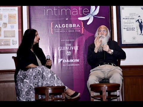 The Professor of Black - Arun Kumar @Algebra