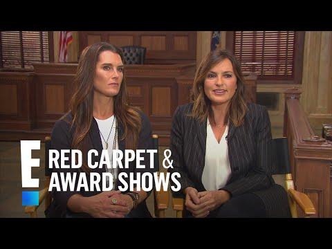 Mariska Hargitay & Brooke Shields Talk