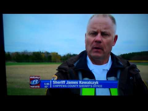 DRONE USED BY POLICE IN CHIPPEWA COUNTY    Wi
