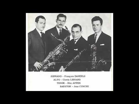 Le Quatuor Belge de Saxophones