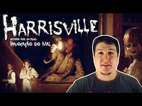 """Harrisville: A História Real do Filme """"Invocação do Mal"""""""
