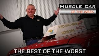 Muscle Car Of The Week Video Episode #187 The Best Of The Worst