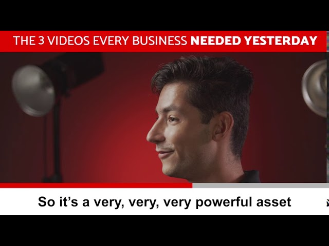 3 Simple Video Ideas that Every Small Business Needs