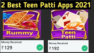 Teen Patti Online Game | Rummy Modern App Payment Proof | New Teen Patti App | Andar Bahar | Rummy |