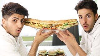 DAS LECKERSTE SANDWICH DER WELT!!! | SKK