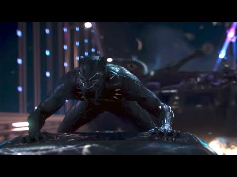 Black Panther - Teaser Trailer Ufficiale Italiano | HD