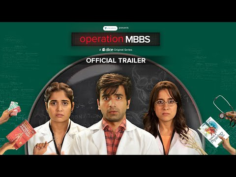 Operation MBBS | Dice Media | Web Series
