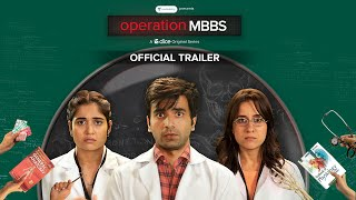 Dice Media | Operation MBBS | Web Series | Official Trailer | Releasing on 22 February, 2020
