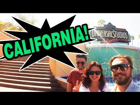 CALIFORNIA 2015 - OCEANSIDE - VENICE - UNIVERSAL STUDIOS