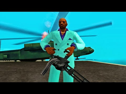 GTA Vice City Stories - FINAL MISSION - Last Stand