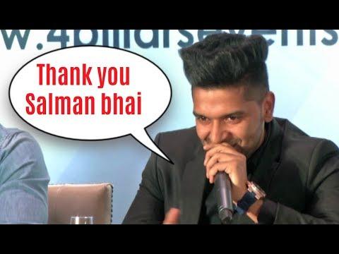 Guru Randhawa Gets Emotional At Da Bangg Tour Pune Press Conference
