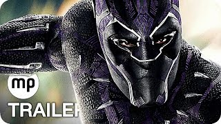 Black Panther TV Spots & Trailer German Deutsch (2018)