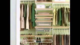 Small Bedroom Closet Decorating Ideas