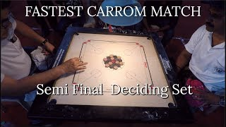 FASTEST CARROM MATCH