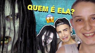 MAQUIEI A SAMARA MORGAN BRASILEIRA 😱 ELA EXISTE| Victor Nogueira