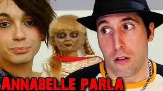 VALENTINO BEATBOX CONTRO ANNABELLE - PARODIA REACTION