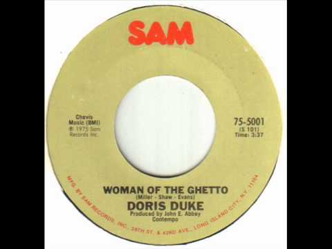 Doris Duke - Woman Of The Ghetto.wmv