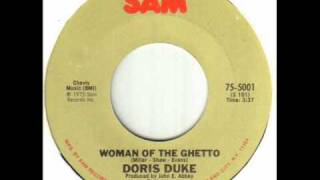 Doris Duke - Woman Of The Ghetto.wmv