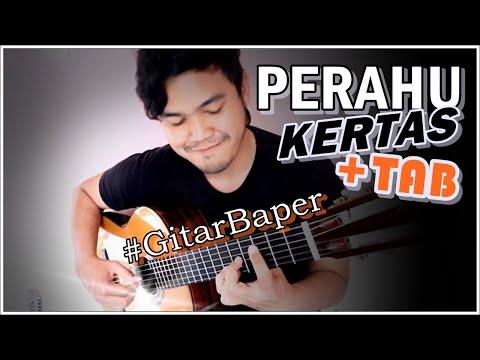 (Maudy Ayunda) Perahu Kertas - Classical Fingerstyle Guitar Cover