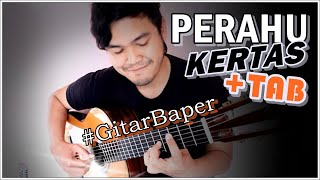 Video (Maudy Ayunda) Perahu Kertas - Classical Fingerstyle Guitar Cover download MP3, 3GP, MP4, WEBM, AVI, FLV Juli 2018