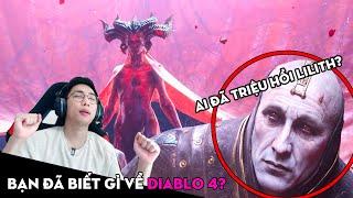 Tất cả những gì bạn muốn biết về Diablo 4: Cốt truyện, Gameplay...