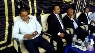 بالفيديو والصور.. نواب وأزهريون وقساوسة وشخصيات عامة فى عزاء النائب سيد فراج