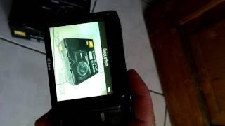 Sample Nikon COOLPIX S3400