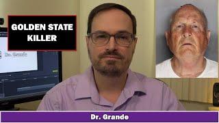 Golden State Killer (Joseph DeAngelo Jr.) | Mental Health & Personality
