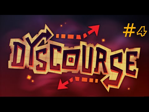 Dyscourse - Episode 4 - Is Freedom Within Our Grasp?