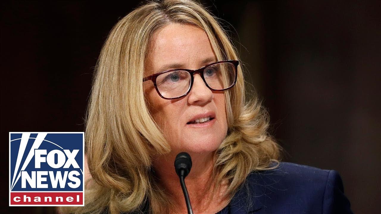 Ford: '100 percent' certain Brett Kavanaugh assaulted her