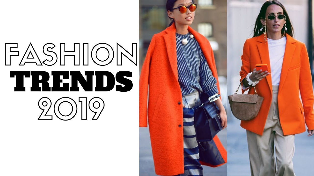 [VIDEO] - 3 fashion trends to wear right now | Winter fashion 2019 3