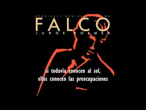 Falco - Junge Roemer (Subtítulos español)