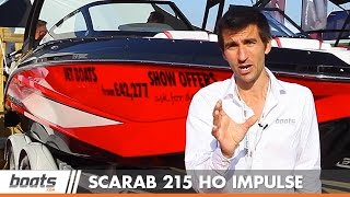 Scarab 215 HO Impulse: First Look Video