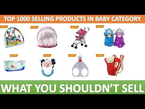 what product to sell on amazon