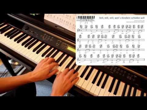 Weihnachtslieder Für Keyboard Kostenlos.Weihnachtslieder Am Klavier Oder Keyboard Für Anfänger Youtube