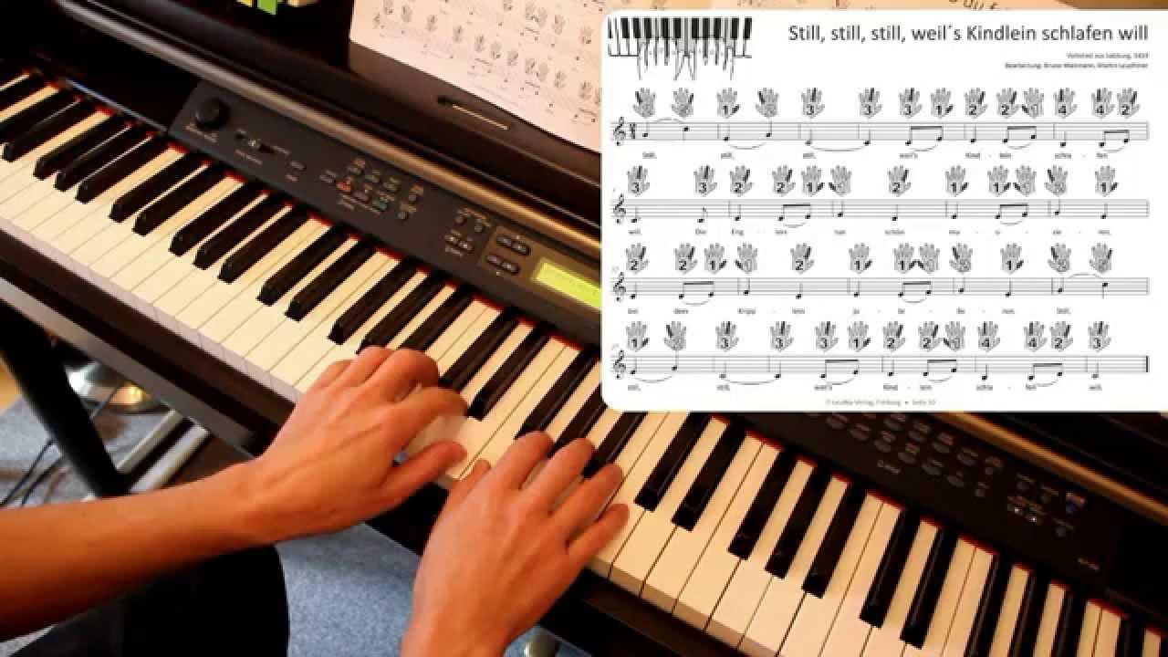 Glockenspiel Weihnachtslieder Noten Kostenlos.Weihnachtslieder Am Klavier Oder Keyboard Für Anfänger