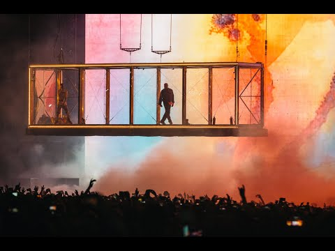 Kids See Ghosts- Ghost Town @ Camp Flog Gnaw 2018