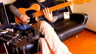 【ARIA The NATURAL】ユーフォリアをソロギターで弾いてみた【牧野 由依...