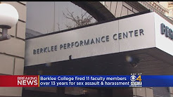 Berklee College Faculty Members Fired For Sexual Assault And Harassment