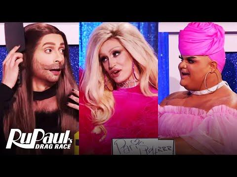 Snatch Game w/ Paris Hilton, JVN, Patrick Starrr, & MORE! 🎬 | RuPaul's Drag Race