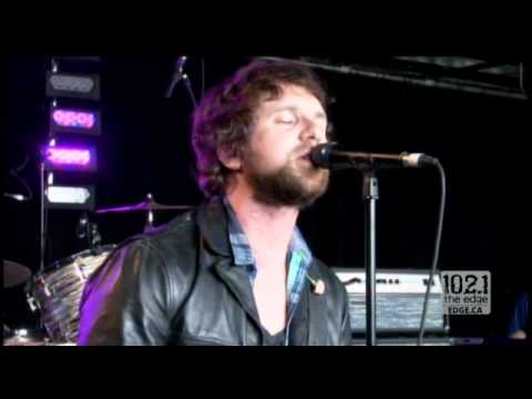 The Trews - Not Ready To Go (Live at the Edge)