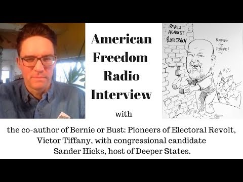 Hicks interview with author of Bernie or Bust