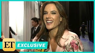 Alessandra Ambrosio Reveals She's Retiring From Victoria's Secret Runway (Exclusive)