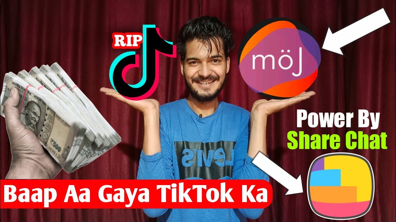 Share Chat Ne Banaya TikTok Jaisa App | MOJ Short Video | How To Make Video In MOJ | Gott Technical